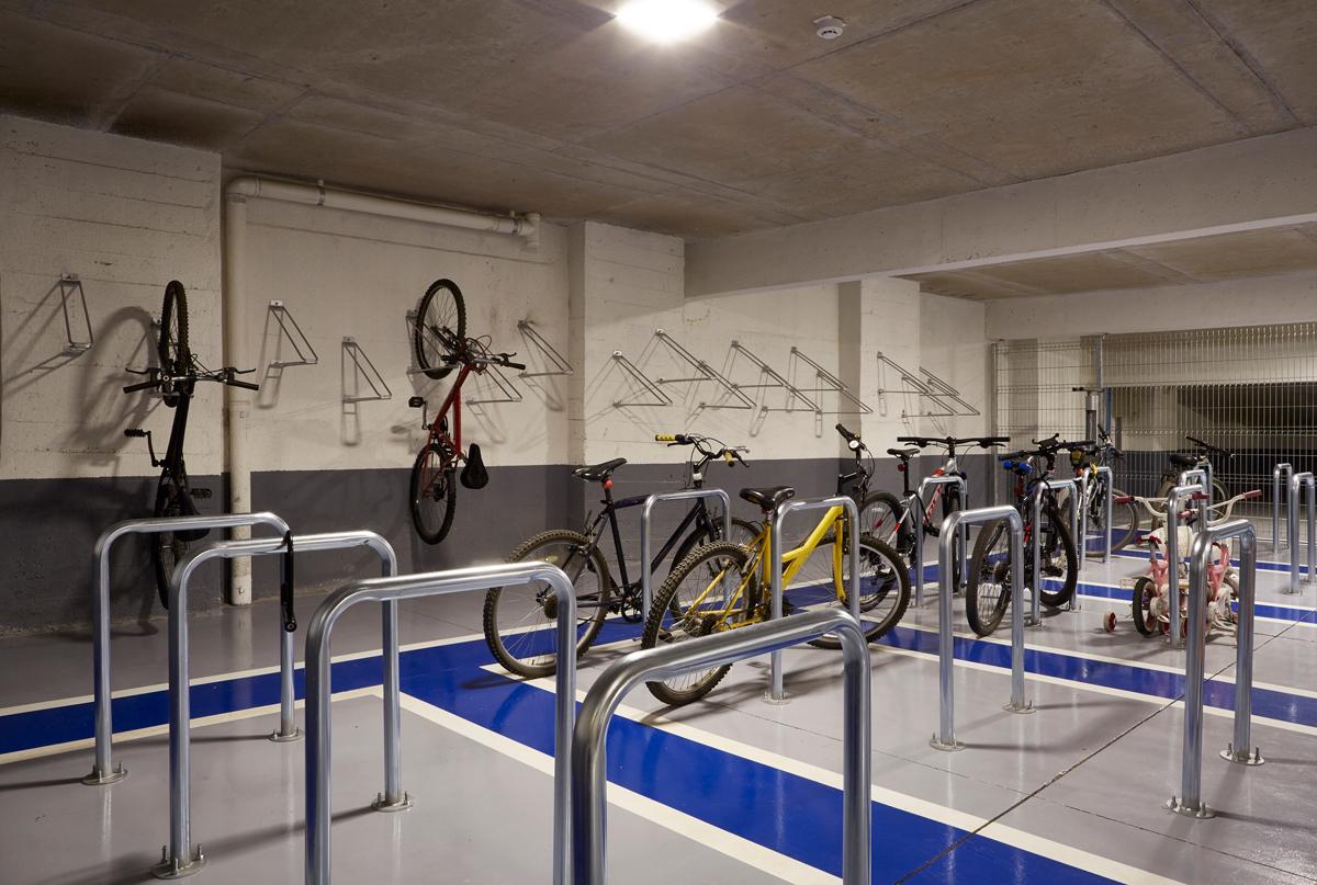 Bike Parking: